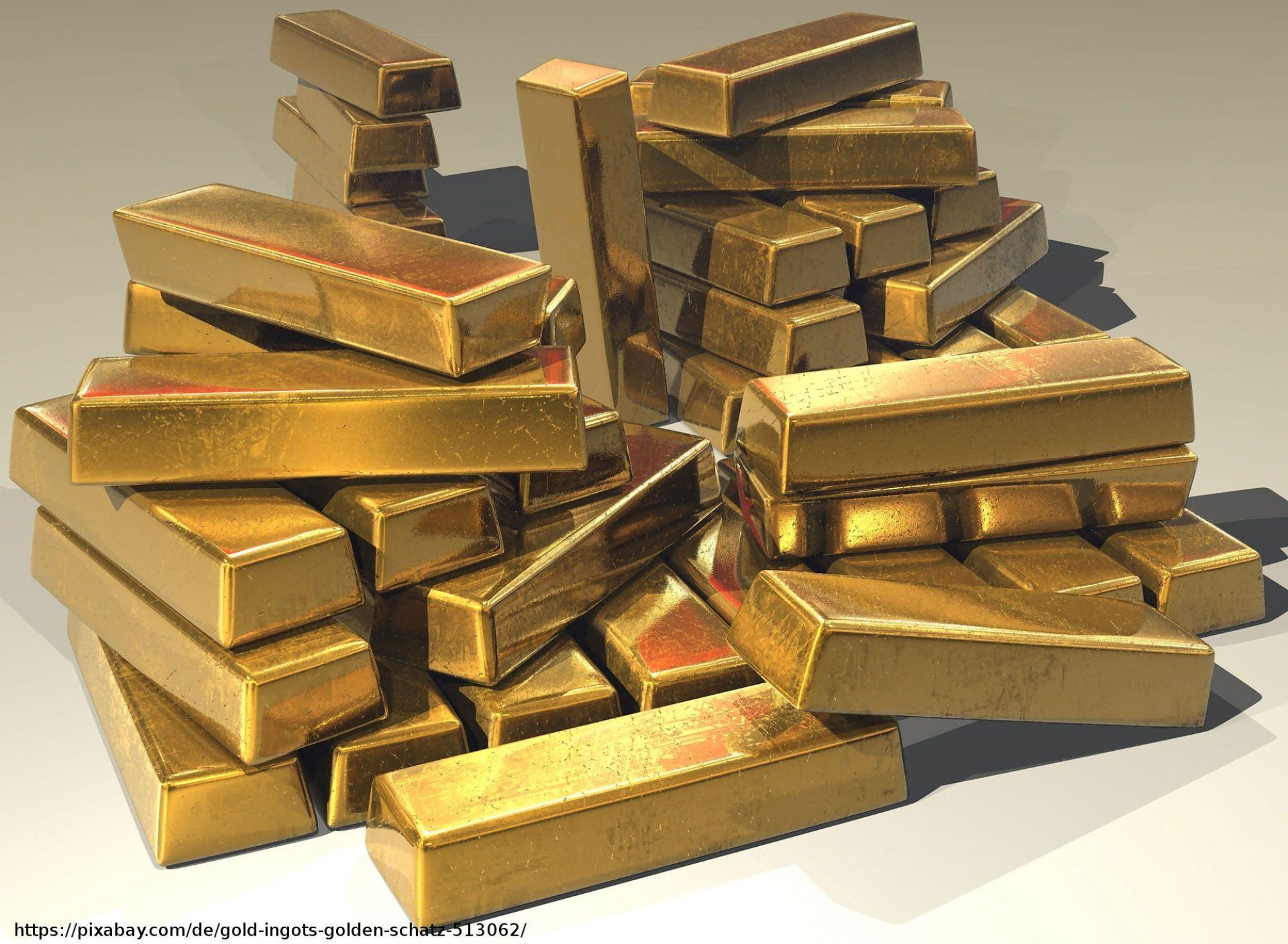 Gold ist göttlich!
